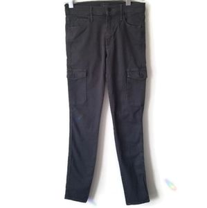 MOTHER jeans pockets gray sz 0 2